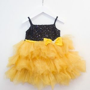 Disney collection by tutu couture Tink sequin